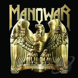 Manowar - Battle Hymns MMXI CD Cover Art