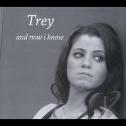T-Rey - And Now I Know CD Cover Art