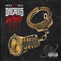 Meek Mill - Dreams and Nightmares CD Cover Art