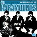Paramounts - Whiter Shades Of R & B CD Cover Art