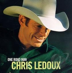 LeDoux, Chris - One Road Man CD Cover Art