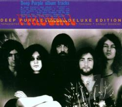 Deep Purple - Fireball CD Cover Art