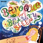 Baroque for Beauty Sleep CD Cover Art