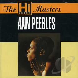 Peebles, Ann - Hi Masters CD Cover Art