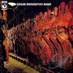 Broughton, Edgar - Edgar Broughton Band CD Cover Art