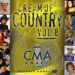Cream Of Country, Vol. 8 CD Cover Art