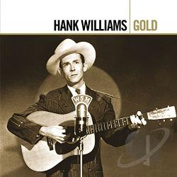 Williams, Hank - Gold CD Cover Art