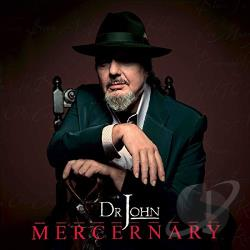 Dr. John - Mercernary CD Cover Art