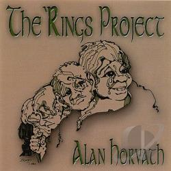 Horvath, Alan - Rings Project CD Cover Art
