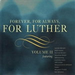 Forever, for Always, for Luther, Vol. 2 CD Cover Art