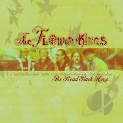 Flower Kings - Road Back Home CD Cover Art
