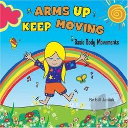 Janiak, William - Arms Up, Keep Moving CD Cover Art