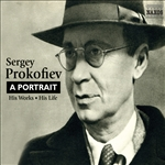 Prokofiev - Sergey Prokofiev: A Portrait CD Cover Art