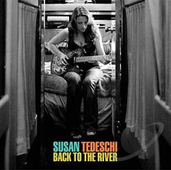 Tedeschi, Susan - Back to the River CD Cover Art