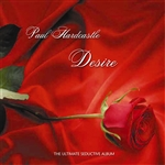 Hardcastle, Paul - Desire CD Cover Art