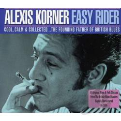 Korner, Alexis - Easy Rider CD Cover Art