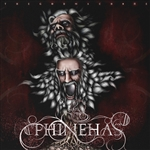 Phinehas - Thegodmachine CD Cover Art