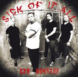 Sick Of It All - Nonstop CD Cover Art