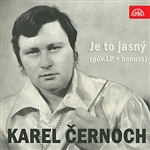 Cernoch, Karel  - Je To Jasn� (Puv.LP + Bonusy) DB Cover Art