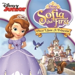Various Artists - Sofia The First: Once Upon A Princess DB Cover Art