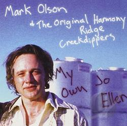 Olson, Mark - My Own Jo Ellen CD Cover Art