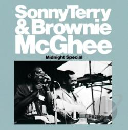 Mcghee, Brownie / Terry, Sonny - Midnight Special CD Cover Art