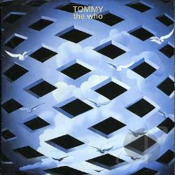 Who - Tommy CD Cover Art