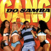 Gang Do Samba - Ao Vivo CD Cover Art