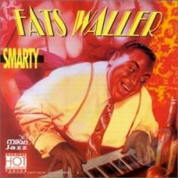 Waller, Fats - Smarty CD Cover Art