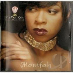 Monifah - I Miss You DS Cover Art