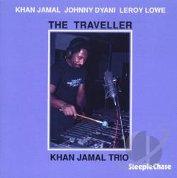 Jamal, Khan - Traveller CD Cover Art