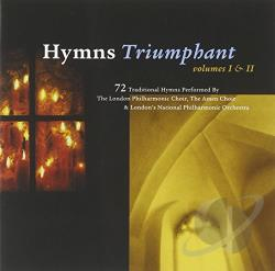 London Philharmonic Choir - Hymns Triumphant Vols. 1 & 2 CD Cover Art