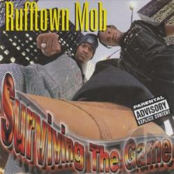 Rufftown Mob - Surviving The Game CD Cover Art
