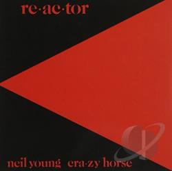Crazy Horse / Young, Neil - Re-AC-Tor CD Cover Art
