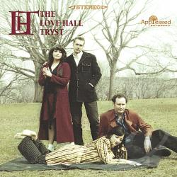 Love Hall Tryst - Songs of Misfortune CD Cover Art