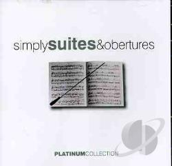 Gran Orquesta Sinfonica De La N.B.C. - Simply Suites & Obertures CD Cover Art
