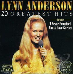 Lynn Anderson 20 Greatest Hits Cd Album