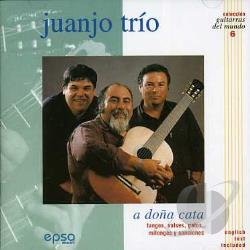 Dominguez, Juanjo - Dodcat- Juanjo Trio CD Cover Art