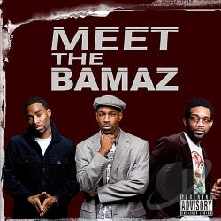 Bamaz - Meet The Bamaz CD Cover Art