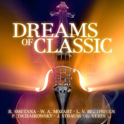 Dreams Of Classic - Dreams of Classic CD Cover Art