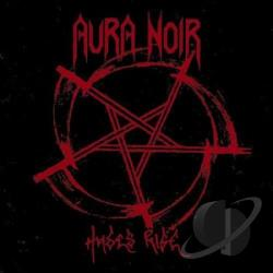 Aura Noir - Hadesride CD Cover Art