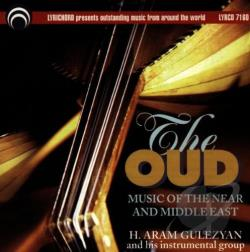 H. Aram Gulezyan - Music of the Near East: The Oud CD Cover Art