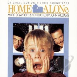 Williams, John - Home Alone CD Cover Art