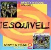 Esquivel - Infinity In Sound, Vol. 1 CD Cover Art