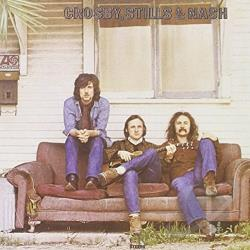 Crosby, Stills, and Nash - Crosby, Stills & Nash CD Cover Art