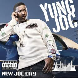 Yung Joc - New Joc City CD Cover Art