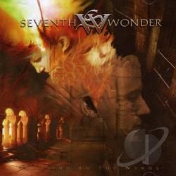 Seventh Wonder - Waiting in the Wings CD Cover Art