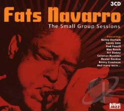 Navarro, Fats - Small Group Sessions CD Cover Art