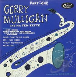 Mulligan, Gerry - Modern Sounds CD Cover Art