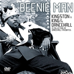 Beenie Man - From Kingston To King of the Dancehall: a Collection of Dancehall Favorites DB Cover Art